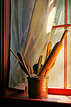 Nikolyn McDonald - Kitchen Utensils - Window