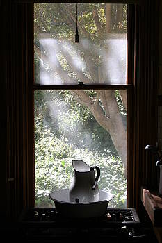 Kitchen Window by Brande Barrett