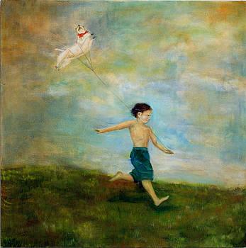 Kite a Dog by Katushka Millones