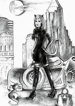 Kitty Catwoman Rendezvous by Carina Benedek