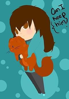 Kitty by Crystal Guzman