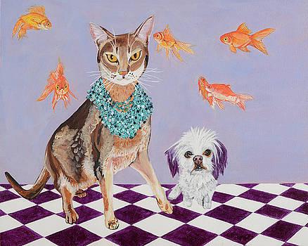 Kitty Guggenheim by Pamela Trueblood