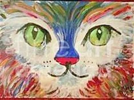 Kitty Kitty by Deborah MacQuarrie-Selib