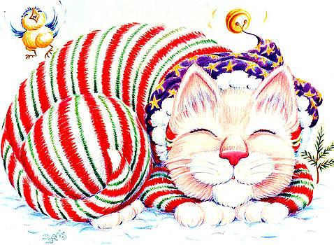 Kitty Klaus by Dee Davis