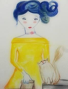 Kitty love by Tree Girly