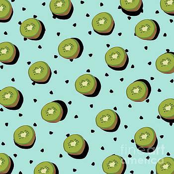 Kiwi Fruit by Elizabeth Tuck