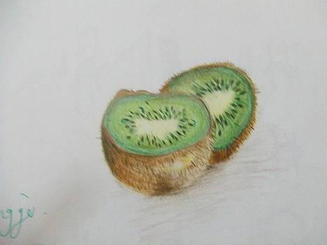 Kiwi by Rihab Nasser