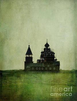 Kizhi Pogost by Elena Nosyreva