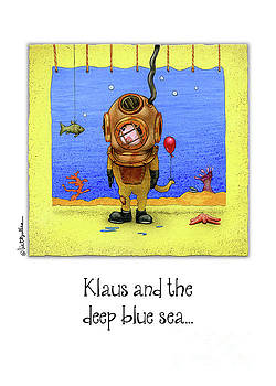 Will Bullas - Klaus and the deep blue sea...