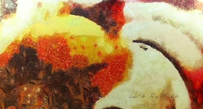 Klimpt Study No. 4 by Lelia DeMello
