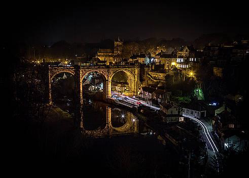 Knaresborough Viaduct by Craig Wilkinson