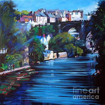 Knaresborough Viaduct by Neil McBride
