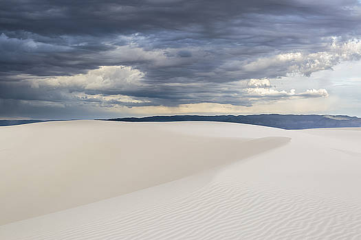 Knife-Edge Dune With Storm by Focus On Nature Photography
