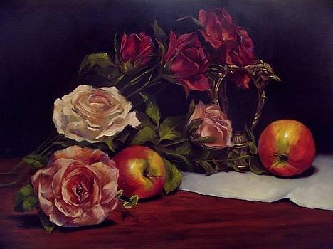 Knight's Table by Carmela Brennan