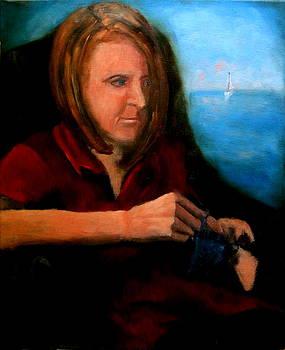Knitting Dreams by Sarah Barnaby