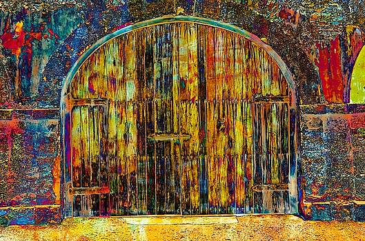 Knock before entering by Ricardo Dominguez