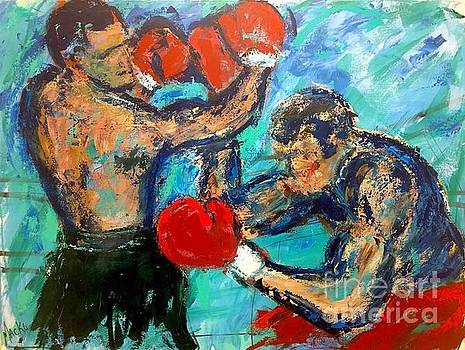 Knockout Punch by Mark Macko