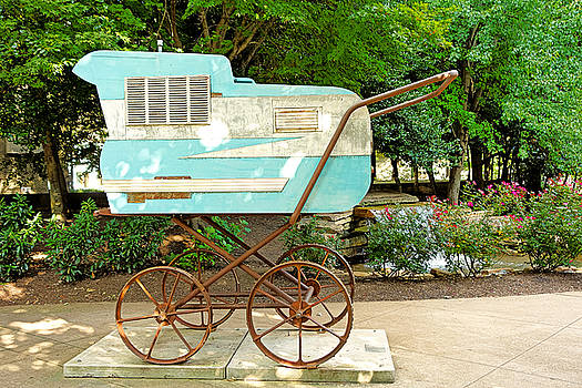 Robert Meyers-Lussier - Knoxville Baby Buggy Art