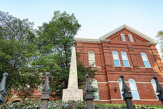 Sharon Popek - Knoxville Capital Monument
