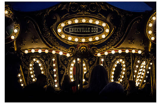 Knoxville Zoo Carousel by Cassidy LionHeart