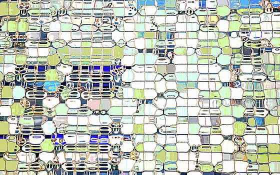 Mary Clanahan - Knuckle Plexer Abstract