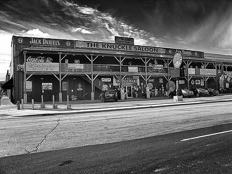 Knuckle Saloon Sturgis by Richard Wiggins