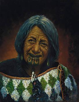 Ko Mauria by Peter Jean Caley