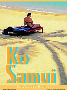Dennis Cox Photo Explorer - Ko Samui Travel Poster