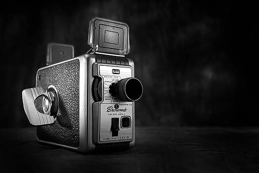 Kodak Brownie Movie Camera by Mark Wagoner