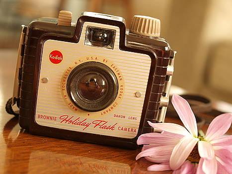 Kodak Brownie by Valerie Morrison