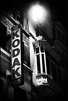 Kodak Sign by Tina Zaknic - Xignich Photography