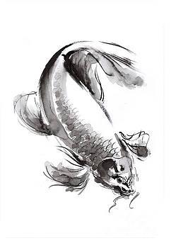 Koi Fish by Mariusz Szmerdt