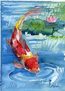 Koi by Ping Yan