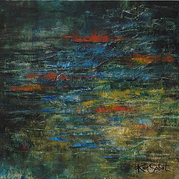 Koi Pond by Kim Sobat