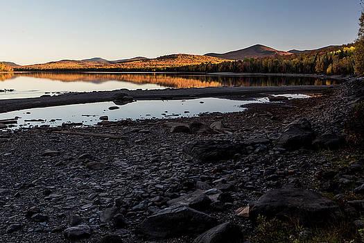 Kokadjo Sunset by Brent L Ander