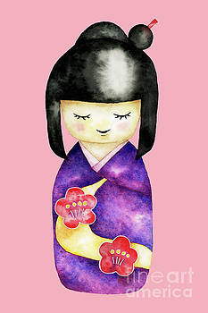 Kokeshi 2 by NamiBear