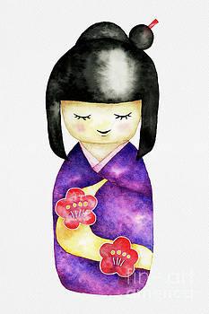 Kokeshi  by NamiBear