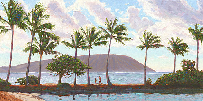 Steve Simon - Koko Head from the Kahala