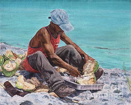Kokoye II by Roshanne Minnis-Eyma
