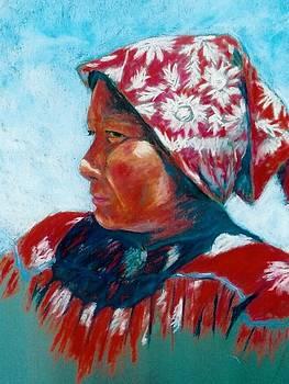 Konis Indian by Lou Baggett