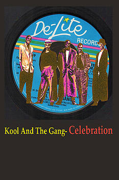 Kool And The Gang by Michael Chatman