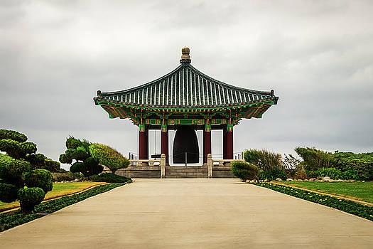 Korean Bell of Friendship by Ed Clark