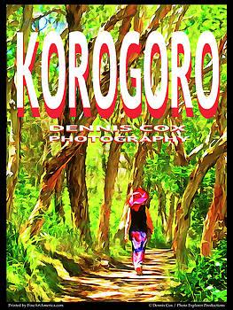 Dennis Cox Photo Explorer - Korogoro Travel Poster