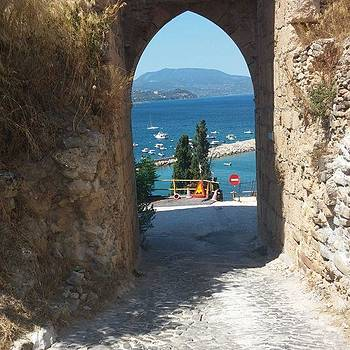 #koroni,greece,castle by Christina S