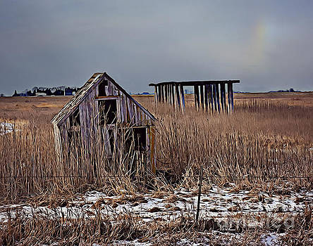Kossuth County Sundog by Kathy M Krause