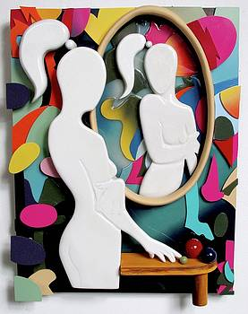 Kostabi 3D by Bill Czappa