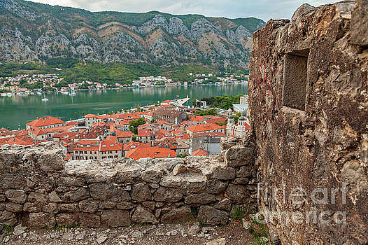 Kotor historic city Montenegro by Sophie McAulay