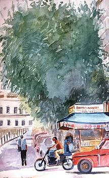 Kotzia Square Athens by George Siaba