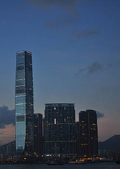Kowloon by Jill Kelsey