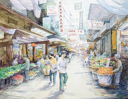 Kowloon by Ray Cole